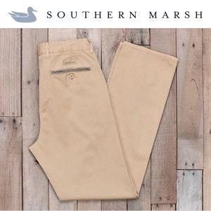 Southern Marsh Seawash Grayton Twill Pant 36x32